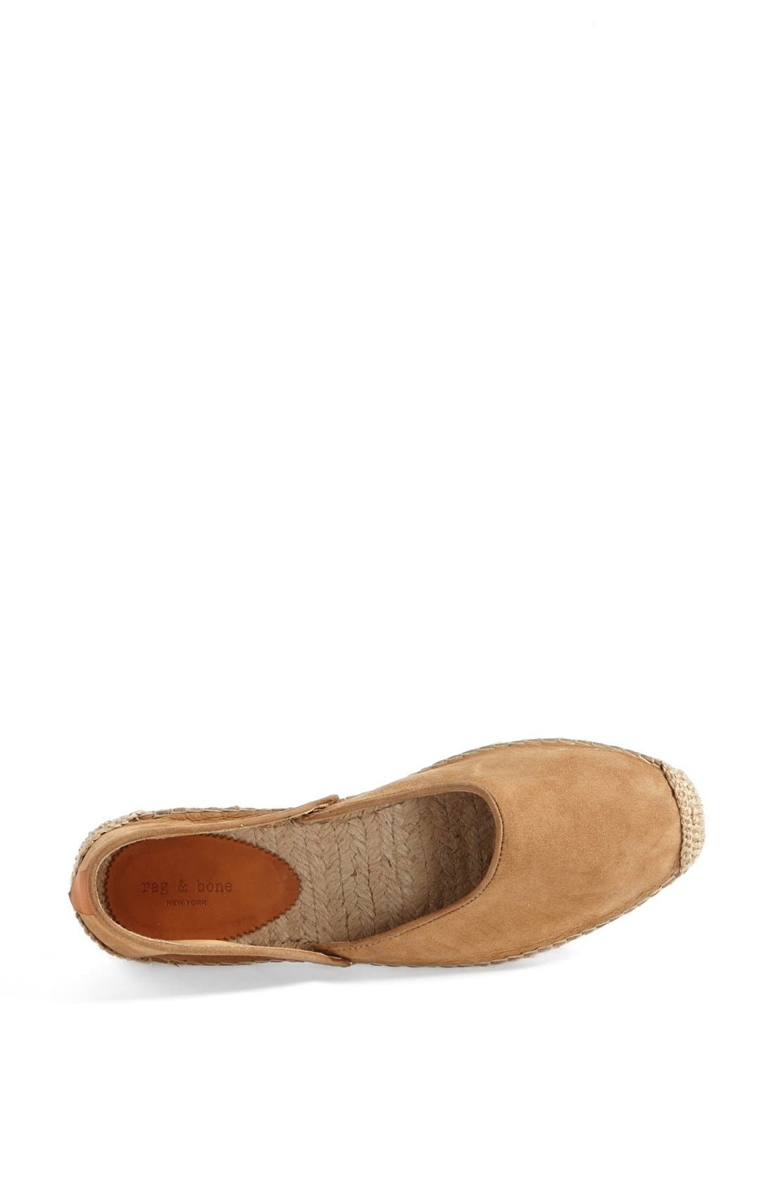 Alternate Image 3  - rag & bone 'Georgie' Espadrille (Online Only)