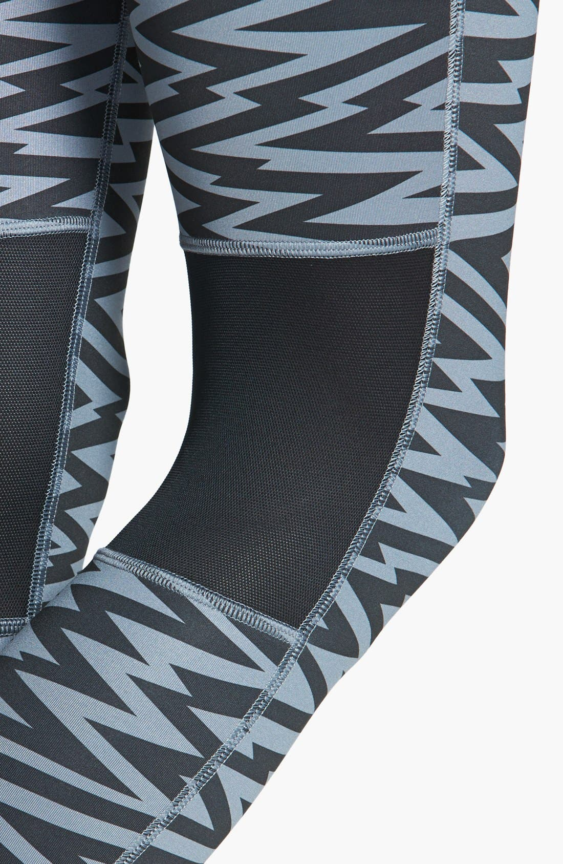 Alternate Image 5  - Nike 'Amplify' Print Leggings