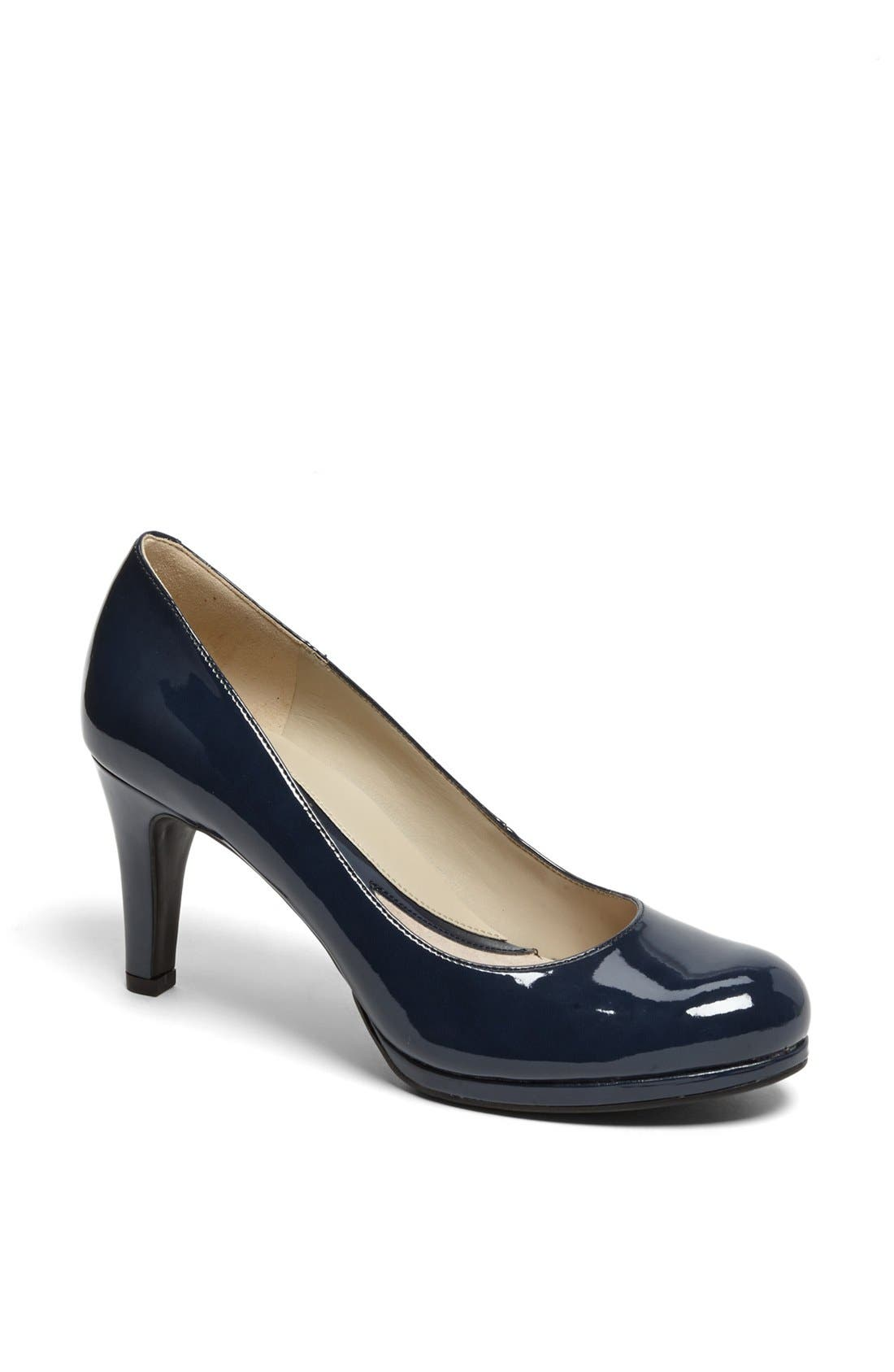 Alternate Image 1 Selected - Naturalizer 'Lennox' Pump