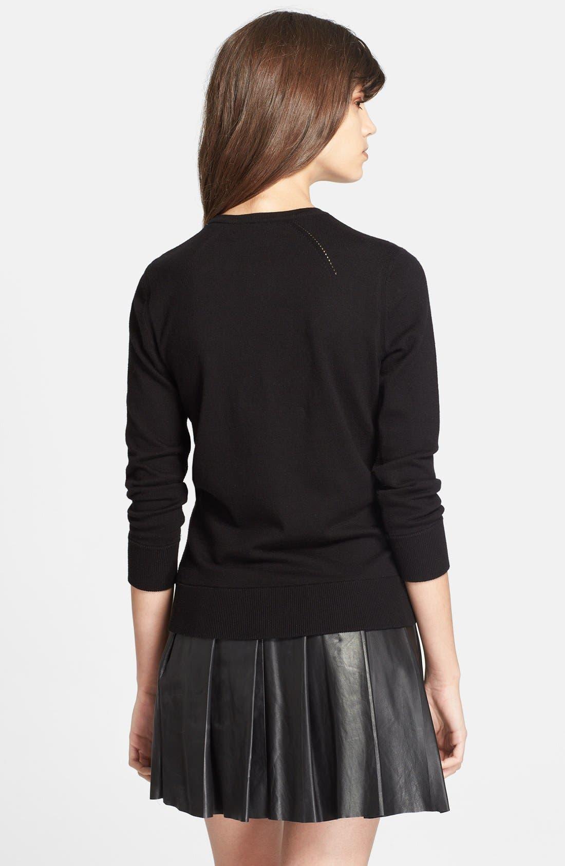 Alternate Image 2  - rag & bone 'Casey' Sweater