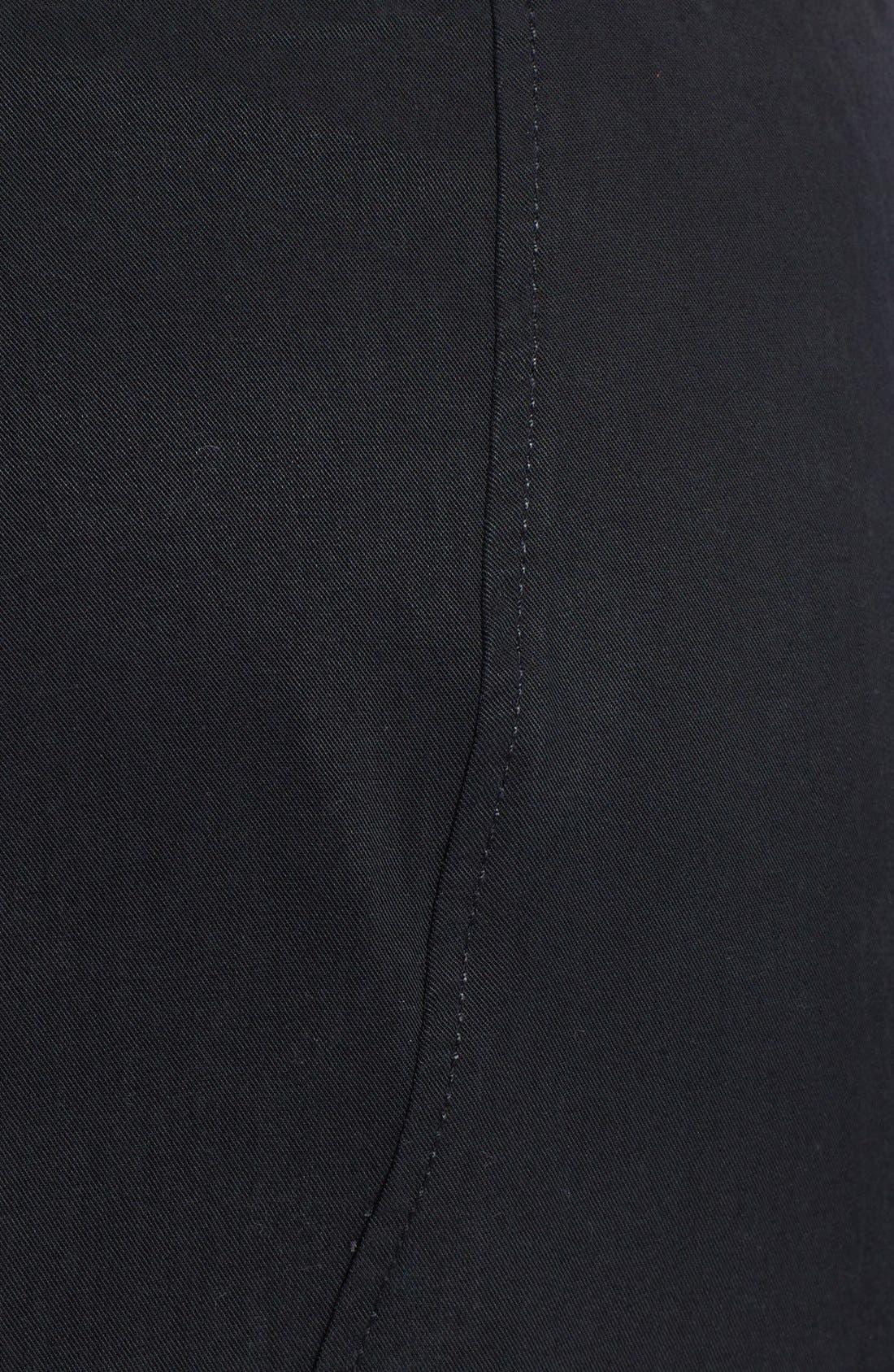 Alternate Image 3  - Eileen Fisher Tencel® Ankle Pants (Plus Size)