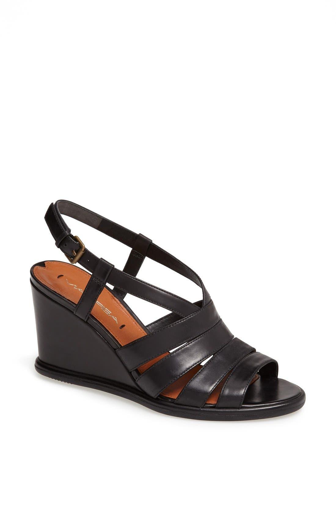Alternate Image 1 Selected - Via Spiga 'Damara' Wedge Sandal