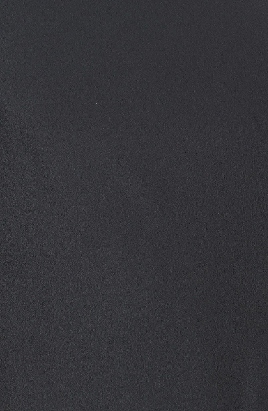 Alternate Image 3  - Citron Silk Blend Tank Top (Plus Size)