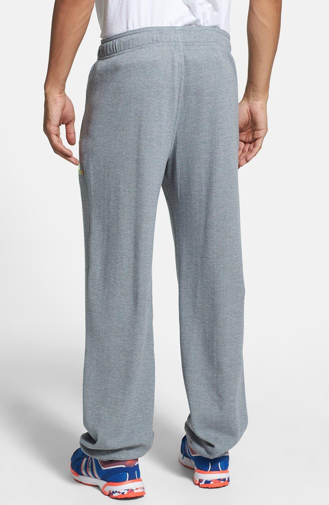 Alternate Image 2  - adidas 'Epic' Herringbone Knit Pants