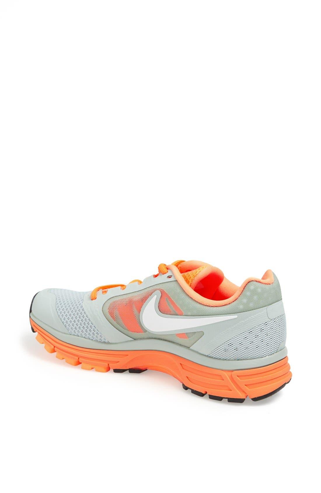 Alternate Image 2  - Nike 'Zoom Vomero+ 8' Running Shoe (Women)