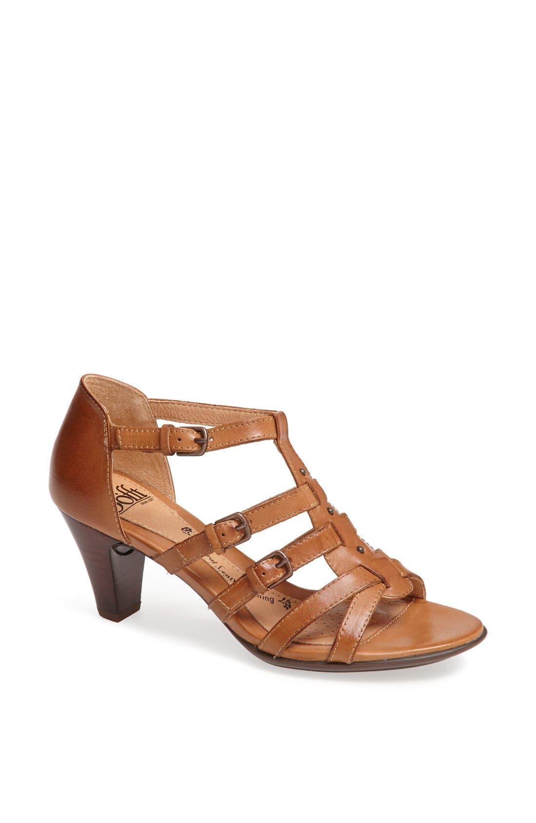 Alternate Image 1 Selected - Söfft 'Solana' Sandal