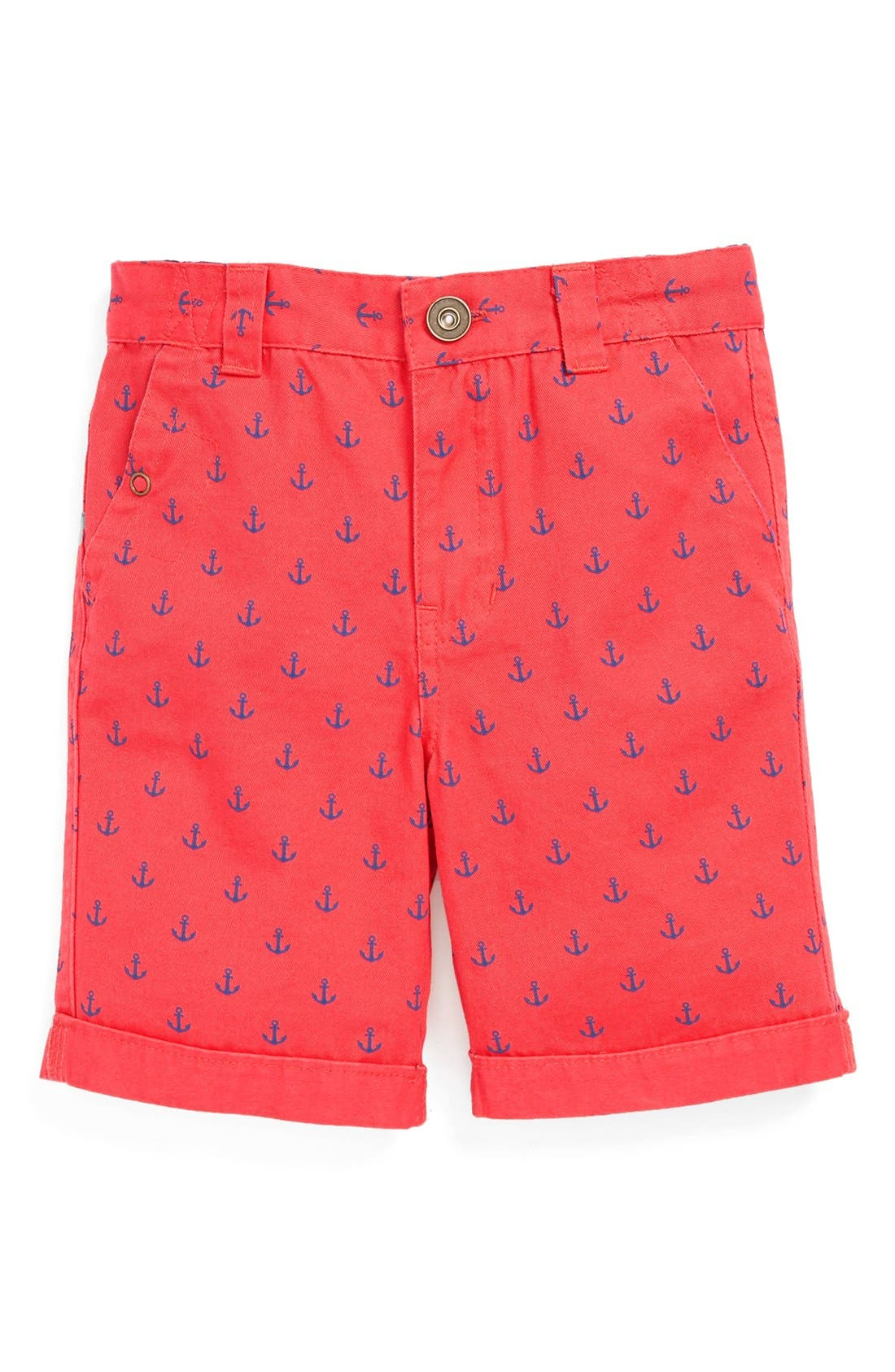 Alternate Image 1 Selected - Sovereign Code 'Starboard' Shorts (Baby Boys)