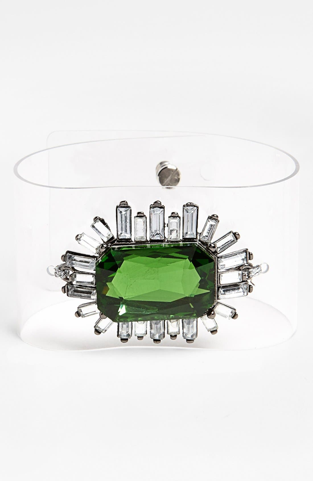 Alternate Image 1 Selected - Cara Couture Jewel Cuff