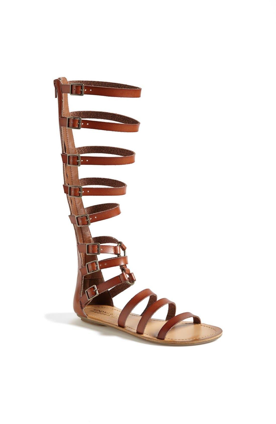 Alternate Image 1 Selected - KENDALL + KYLIE Madden Girl 'Seriious' Sandal