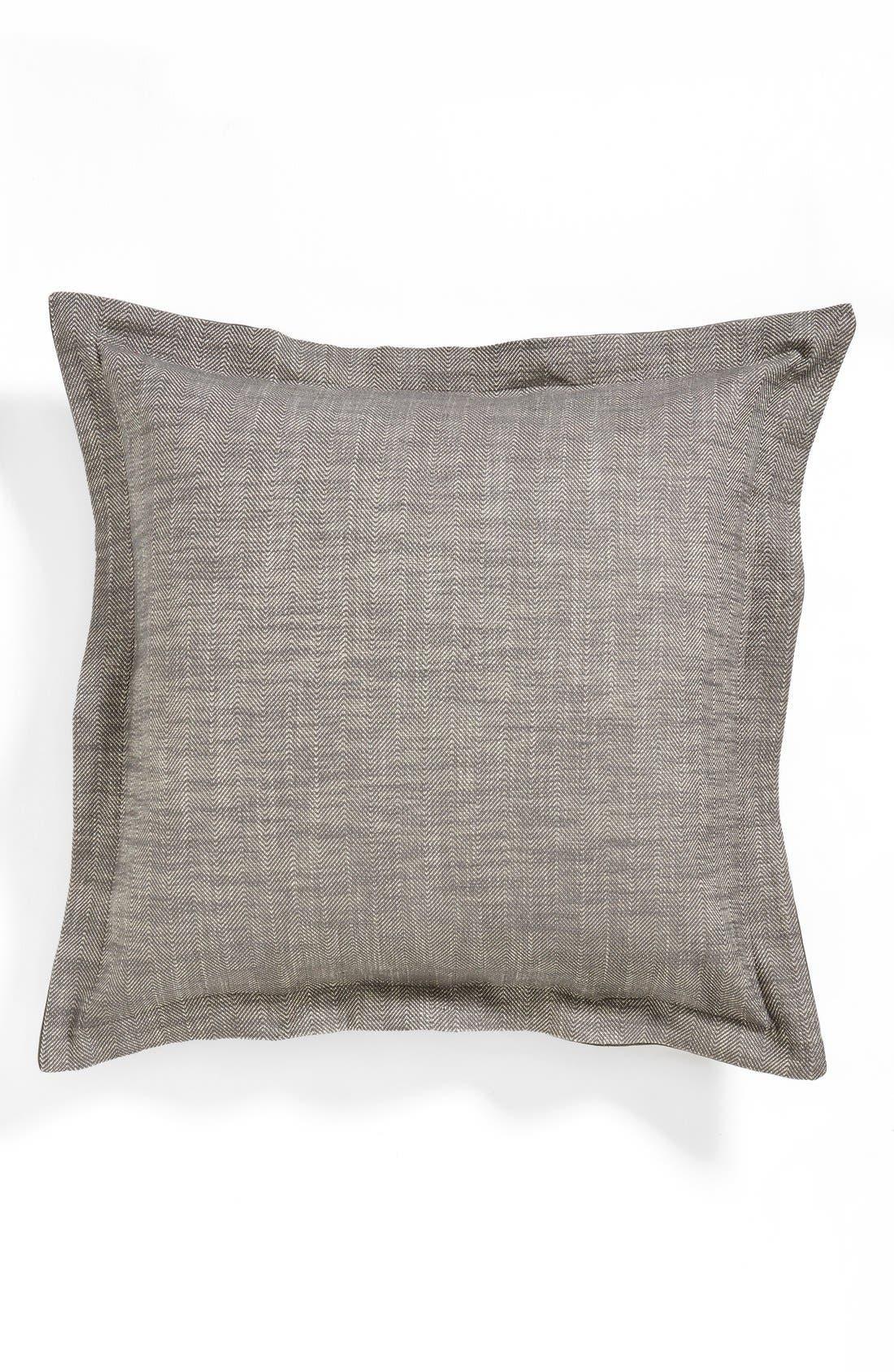 Alternate Image 1 Selected - Amity Home 'Logan' Euro Pillow Sham