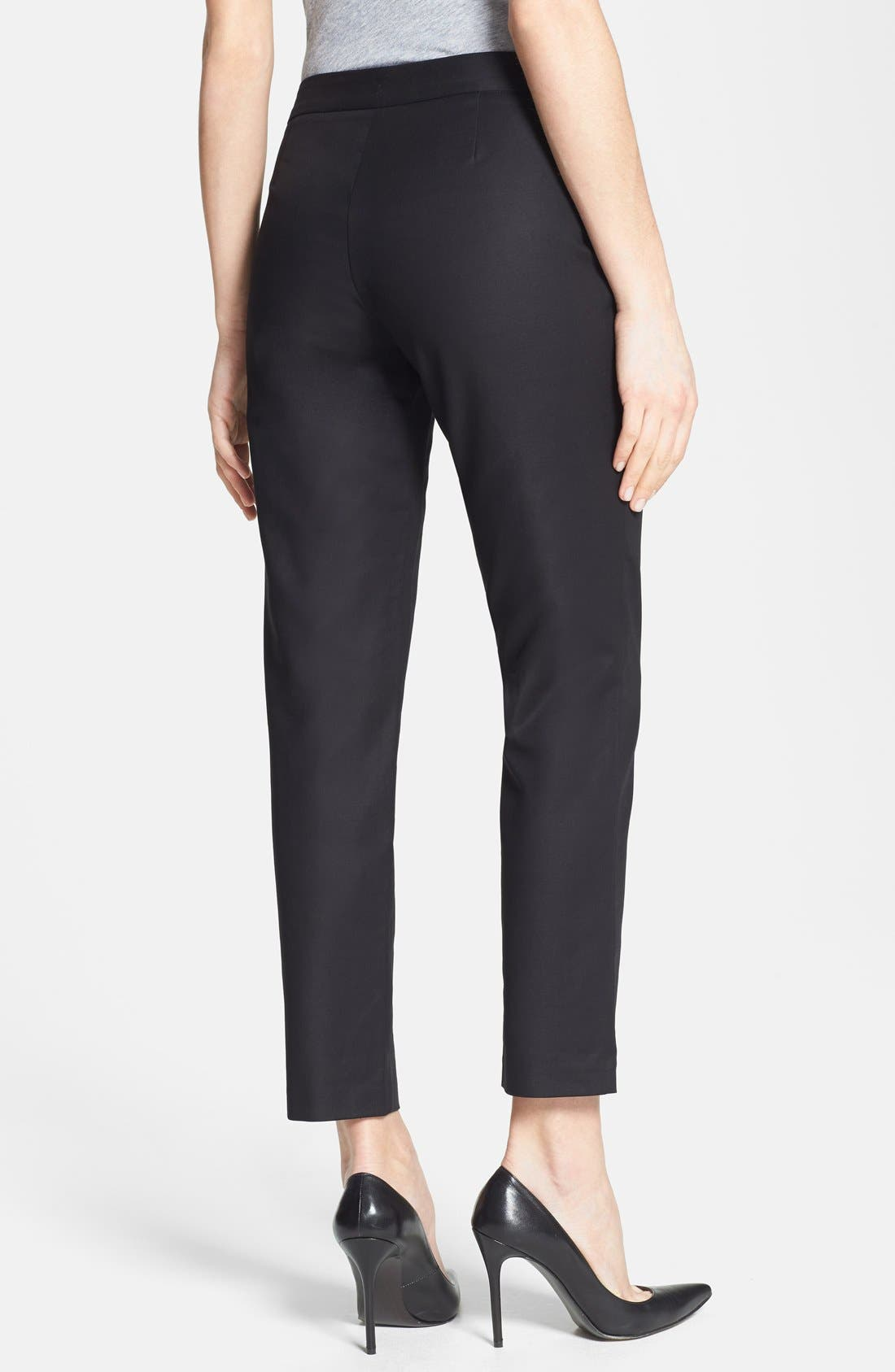 Alternate Image 2  - Kenneth Cole New York 'Khloee' Ankle Pants (Petite)