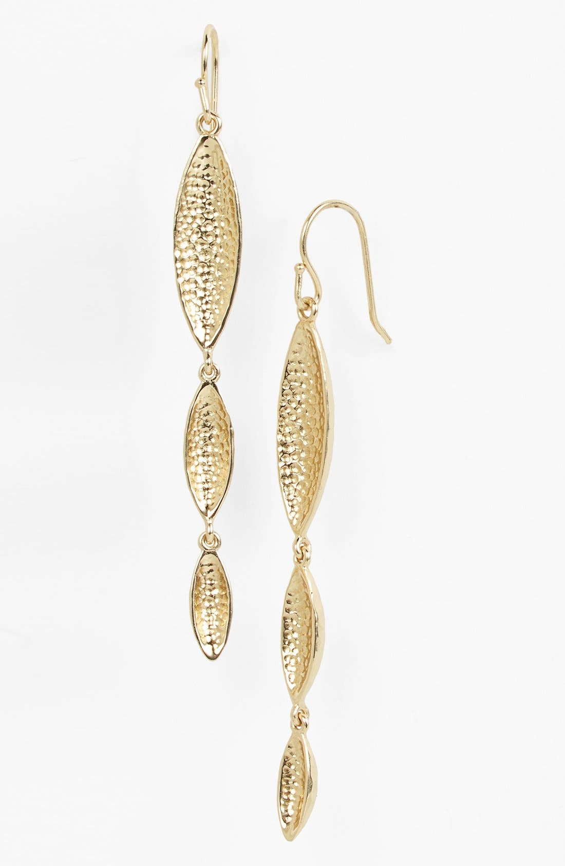 Alternate Image 1 Selected - Melinda Maria 'Arianna' Pod Linear Earrings