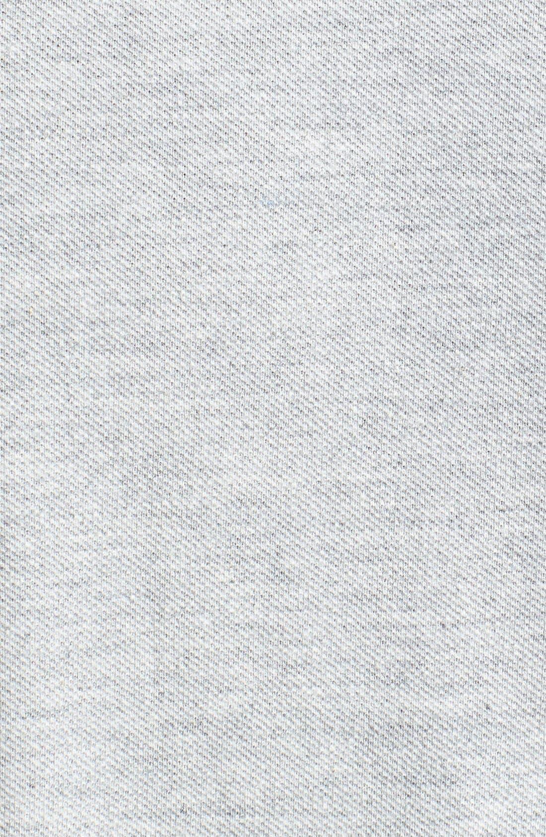 Alternate Image 3  - The Kooples Band Collar Piqué Polo
