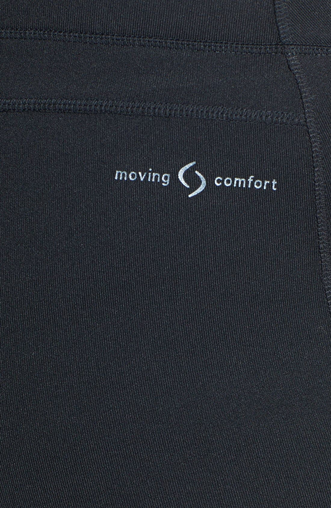 Alternate Image 4  - Moving Comfort 'Fearless' Pants (UPF 50) (Plus Size)