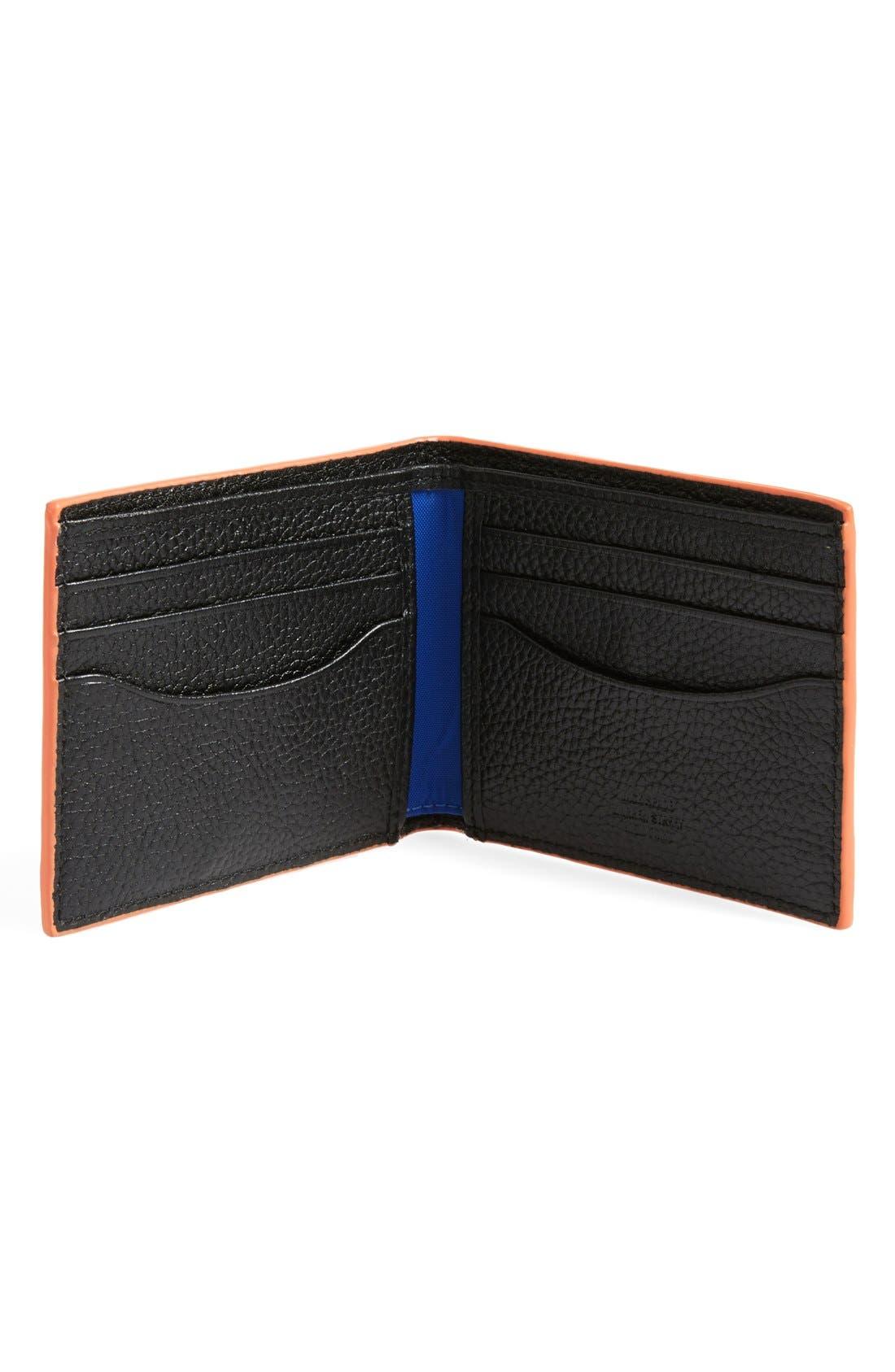 Alternate Image 2  - Jack Spade 'Mason' Leather Wallet