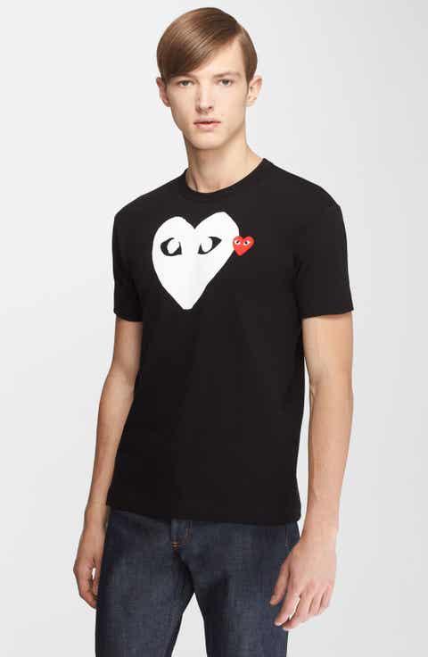 Comme des Garçons PLAY X-Ray Heart Logo T-Shirt