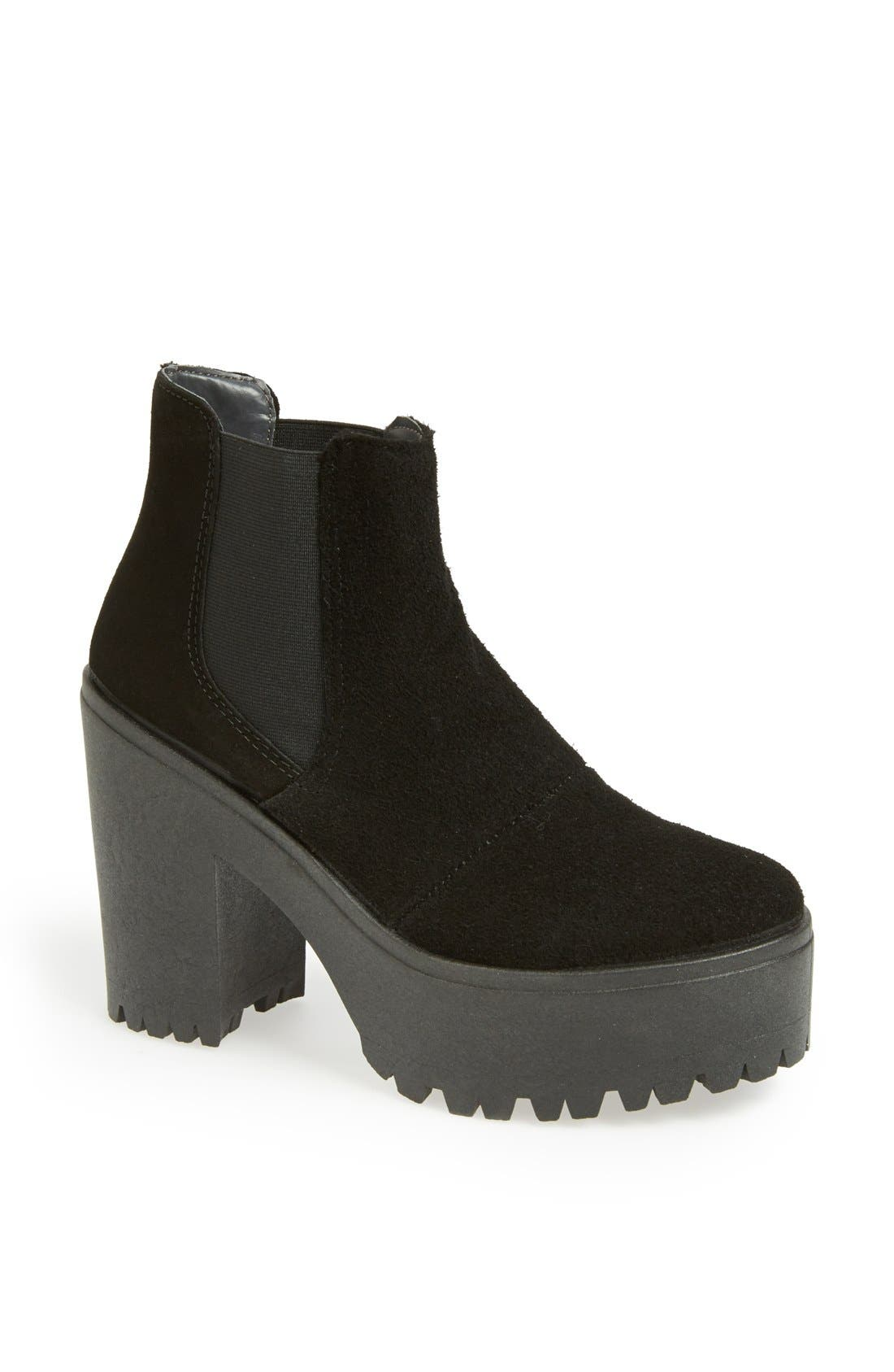 Alternate Image 1 Selected - Topshop 'Allsorts' Platform Boot