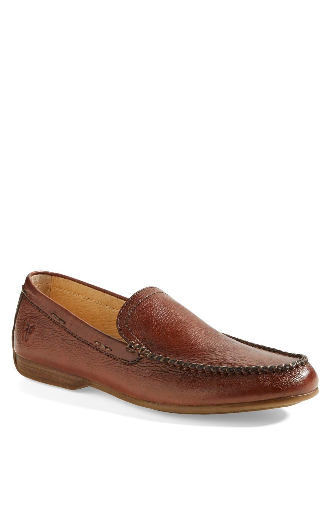 Alternate Image 1 Selected - Frye 'Lewis' Venetian Loafer (Men)