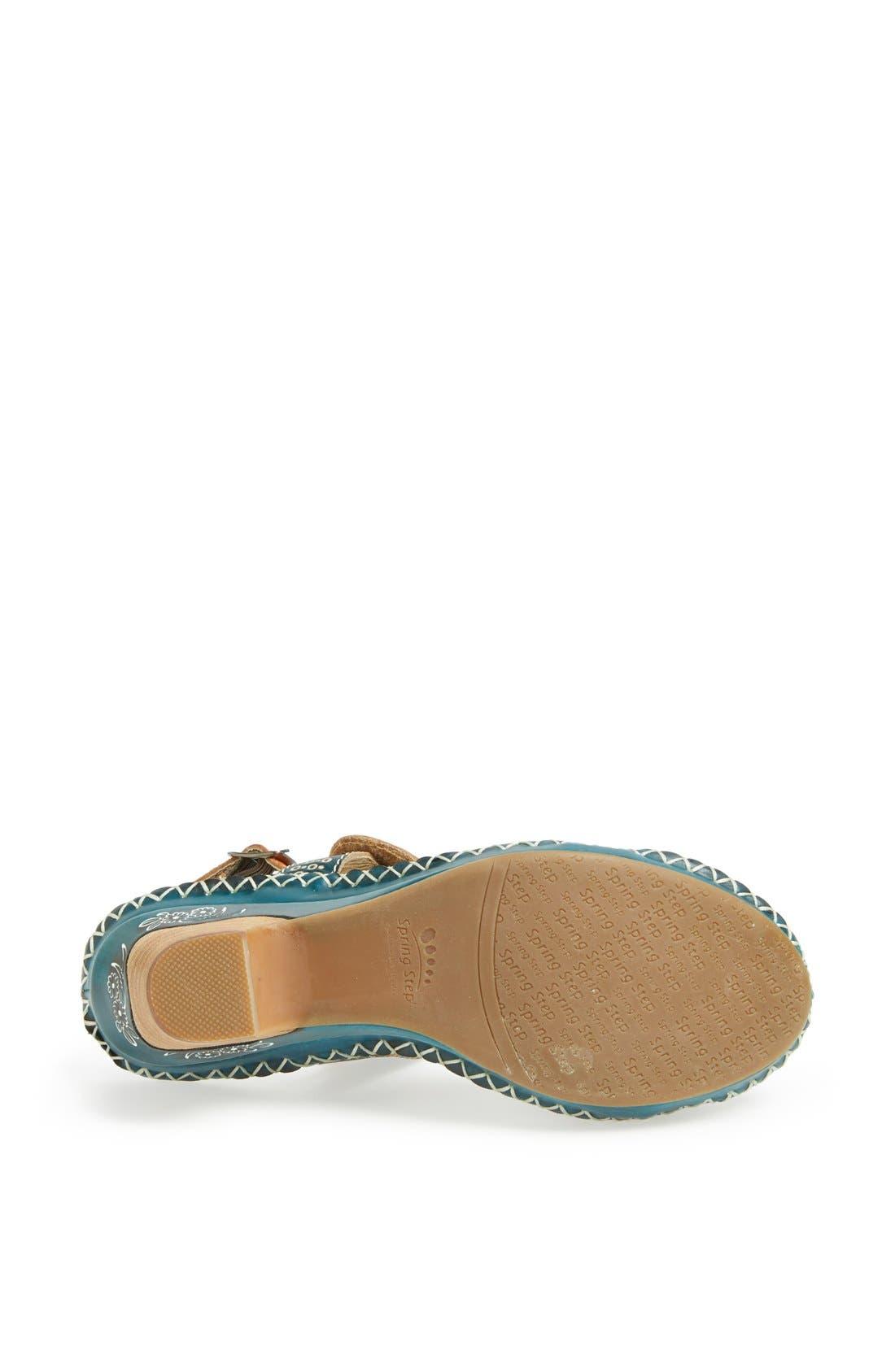 Alternate Image 4  - Spring Step 'Dreamer' Sandal