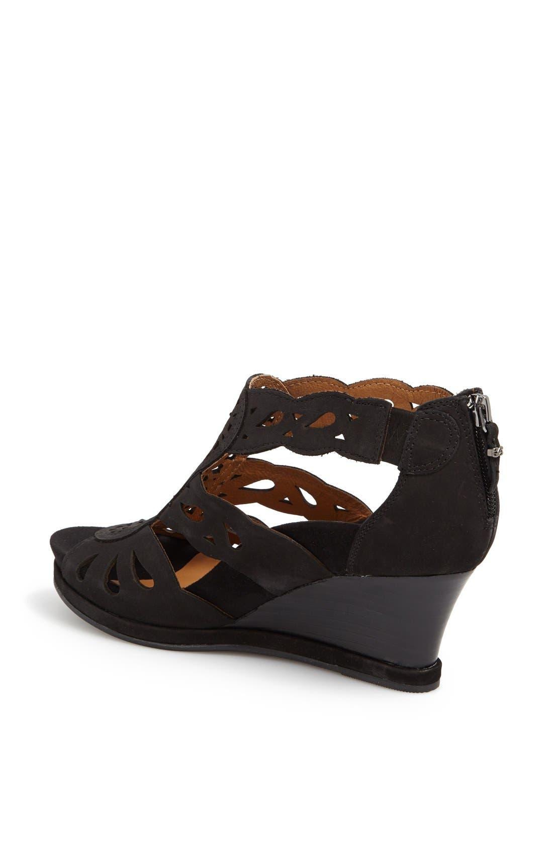 Alternate Image 2  - Earthies® 'Campora' Wedge Sandal