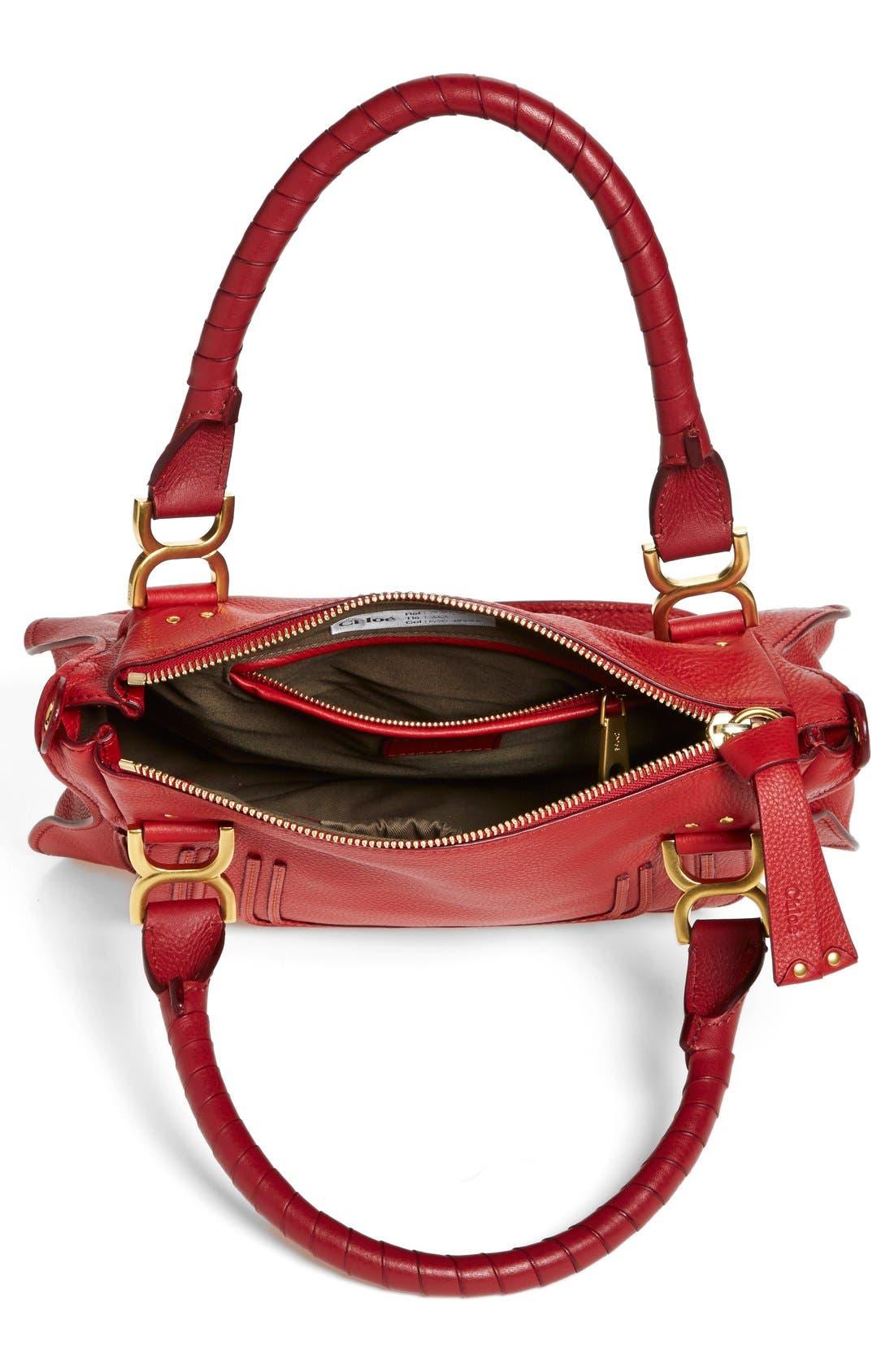 Alternate Image 3  - Chloé 'Medium Marcie' Leather Satchel