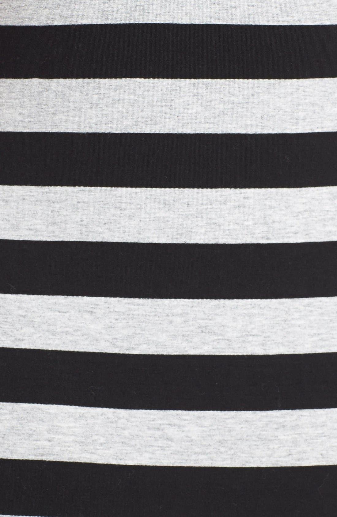 Alternate Image 3  - Feel the Piece Racerback Stripe Maxi Dress