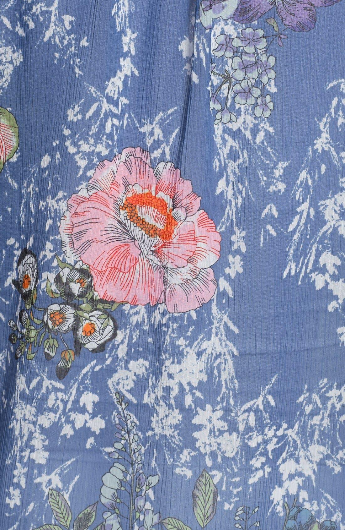 Alternate Image 3  - KUT from the Kloth 'Jasmine' Roll Sleeve Shirt