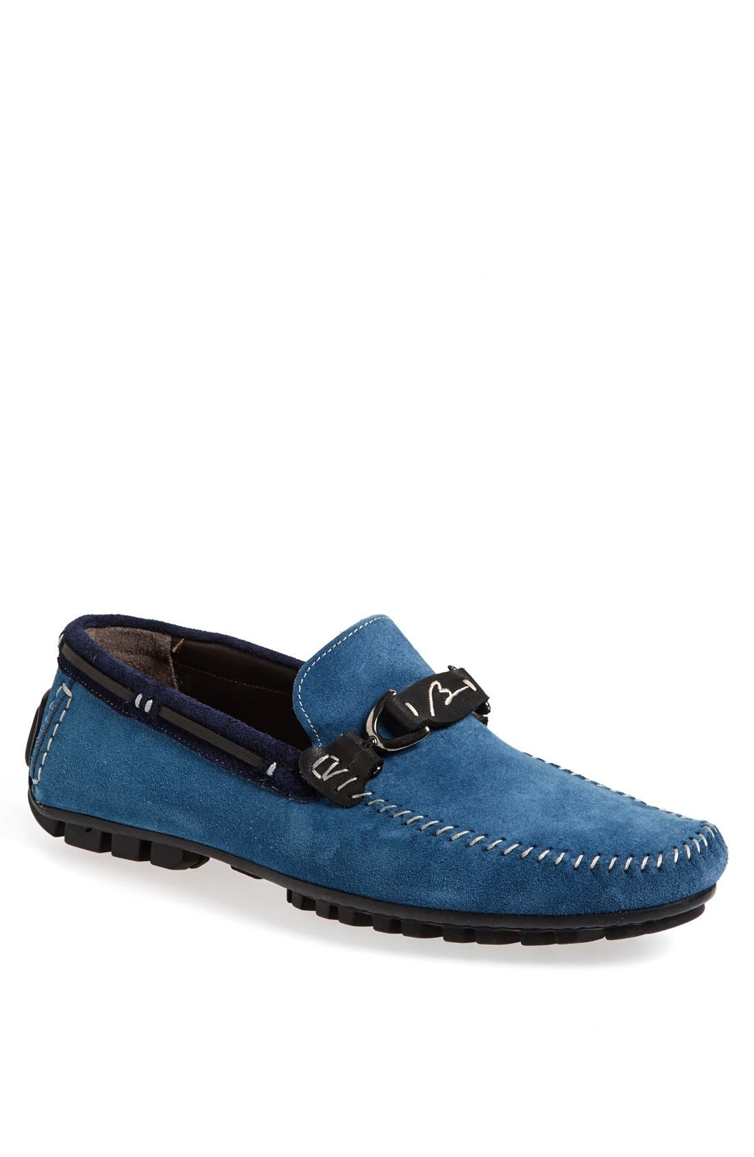 Alternate Image 1 Selected - Bacco Bucci 'Flavio' Driving Shoe (Men)