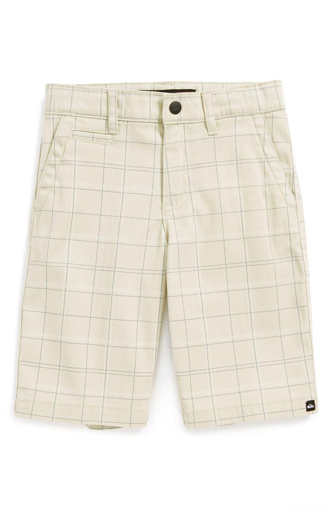 Alternate Image 1 Selected - Quiksilver 'Divided Surplus' Shorts (Big Boys)