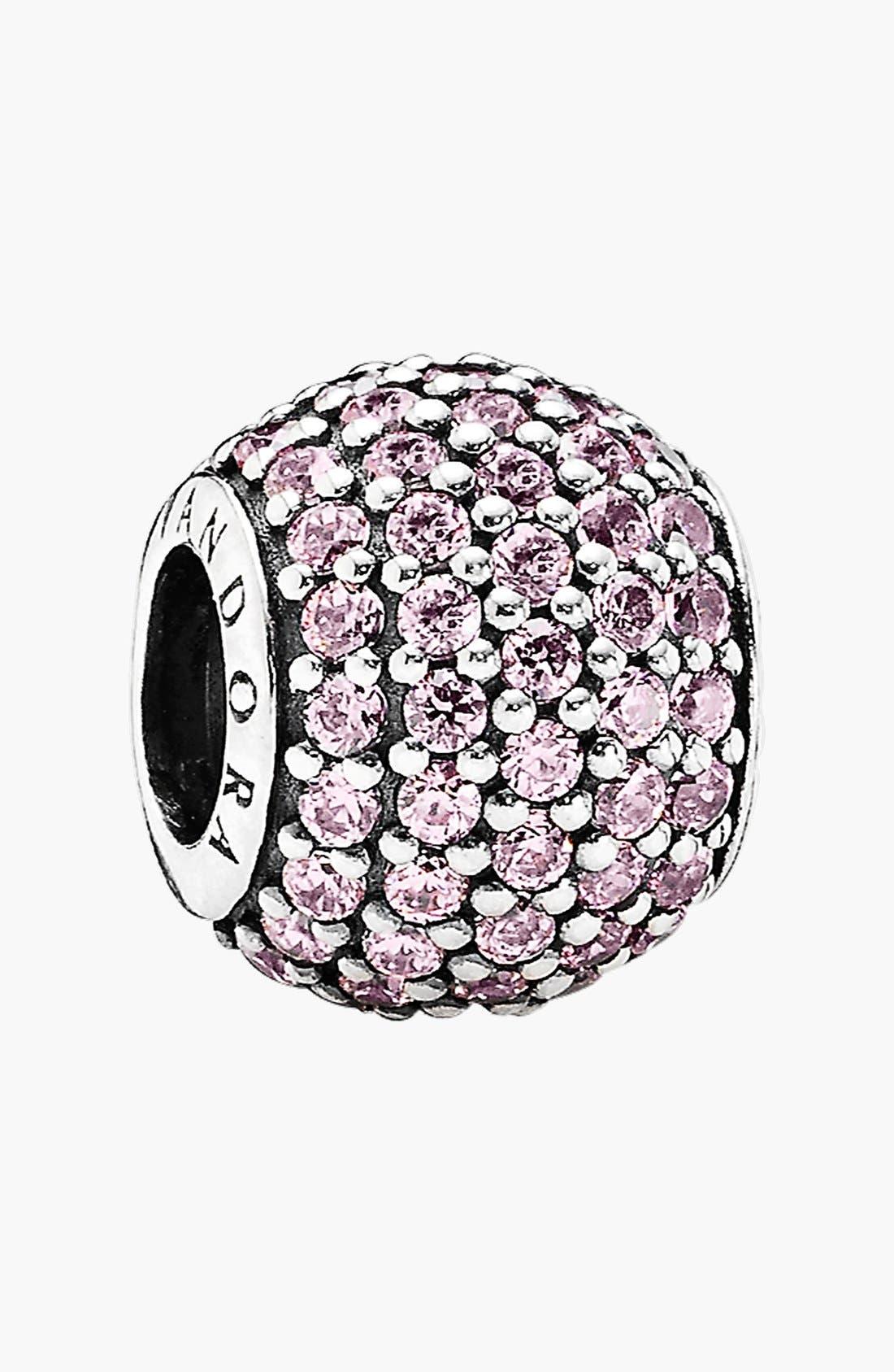Main Image - PANDORA 'Pavé Lights' Bead Charm
