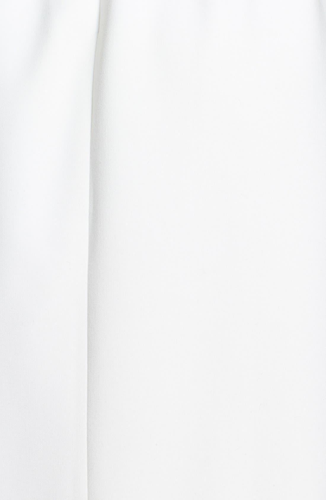 Alternate Image 3  - Chelsea28 Shirred Woven Skirt