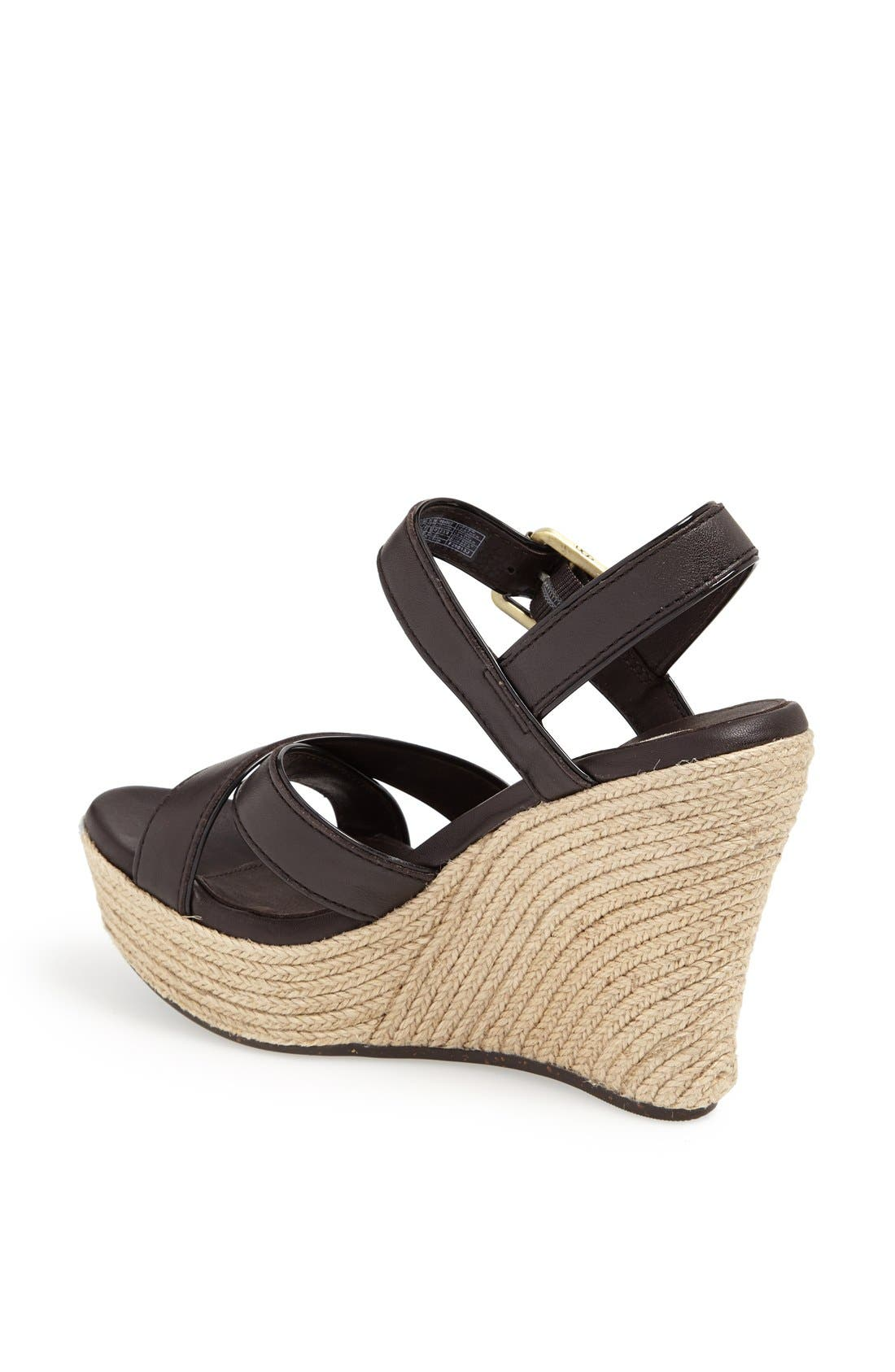 Alternate Image 2  - UGG® Australia 'Jackilyn' Sandal (Women)