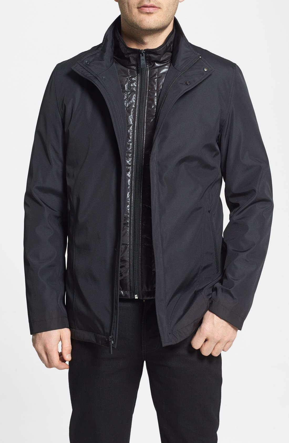 Main Image - Vince Camuto Soft Shell Jacket