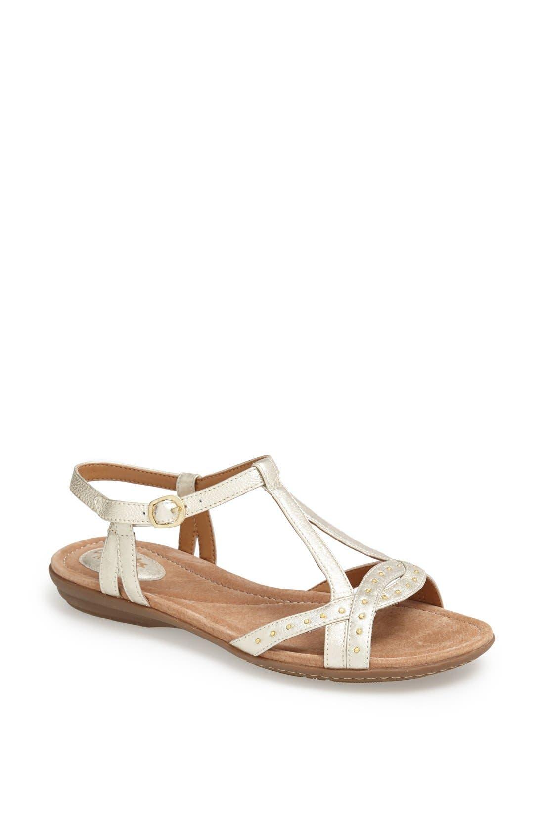 Alternate Image 1 Selected - Clarks® 'Roya Vanna' Sandal
