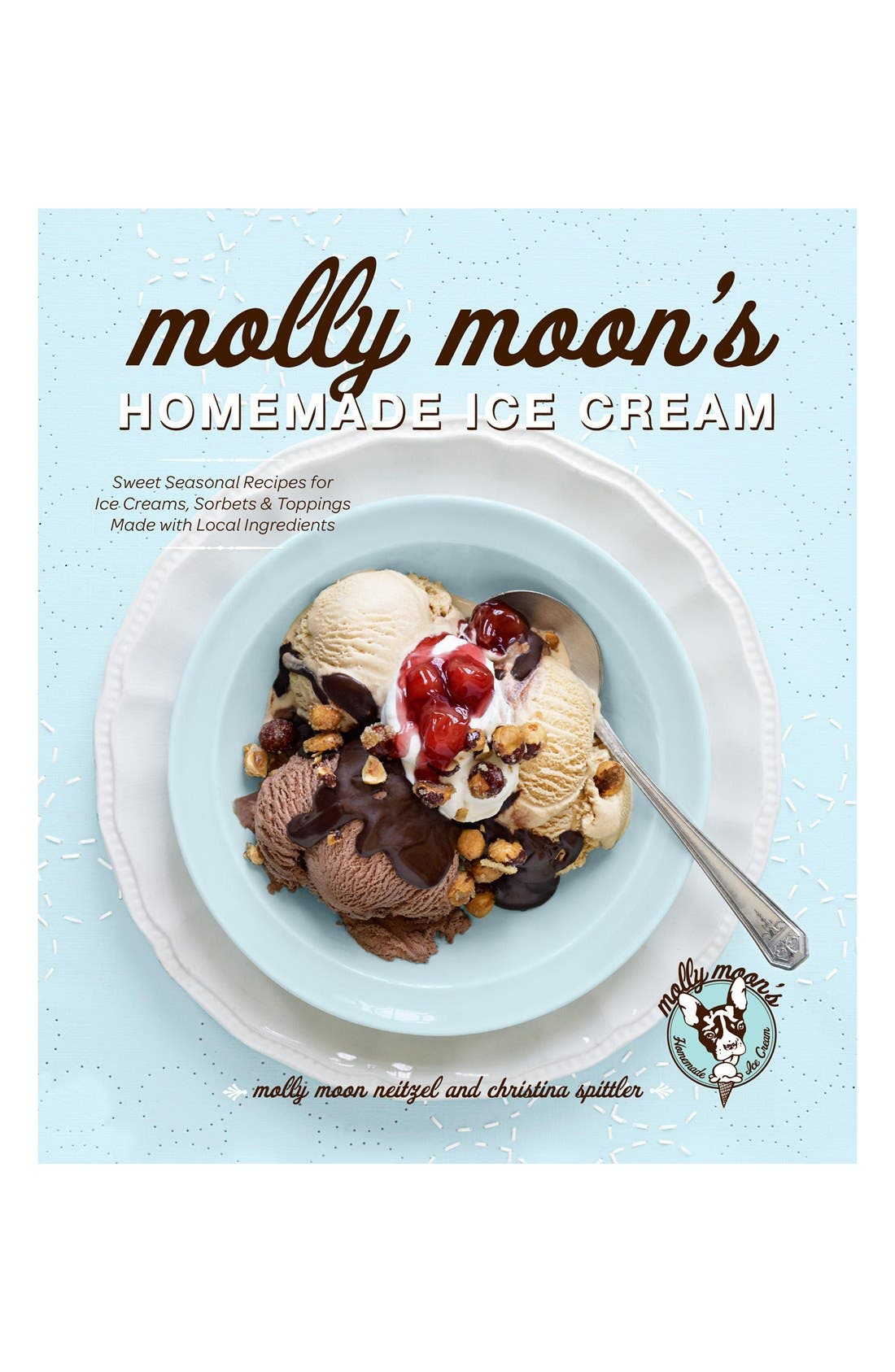 Alternate Image 1 Selected - 'Molly Moon's Homemade Ice Cream' Cookbook