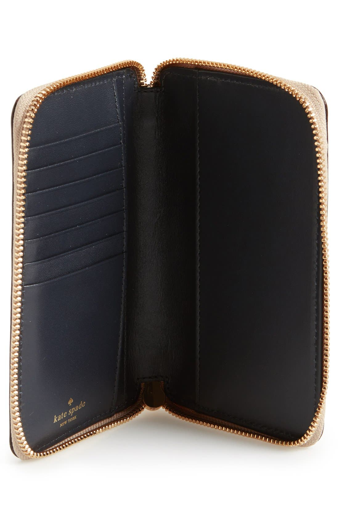 Alternate Image 3  - kate spade new york 'cherry lane - laurie' wallet