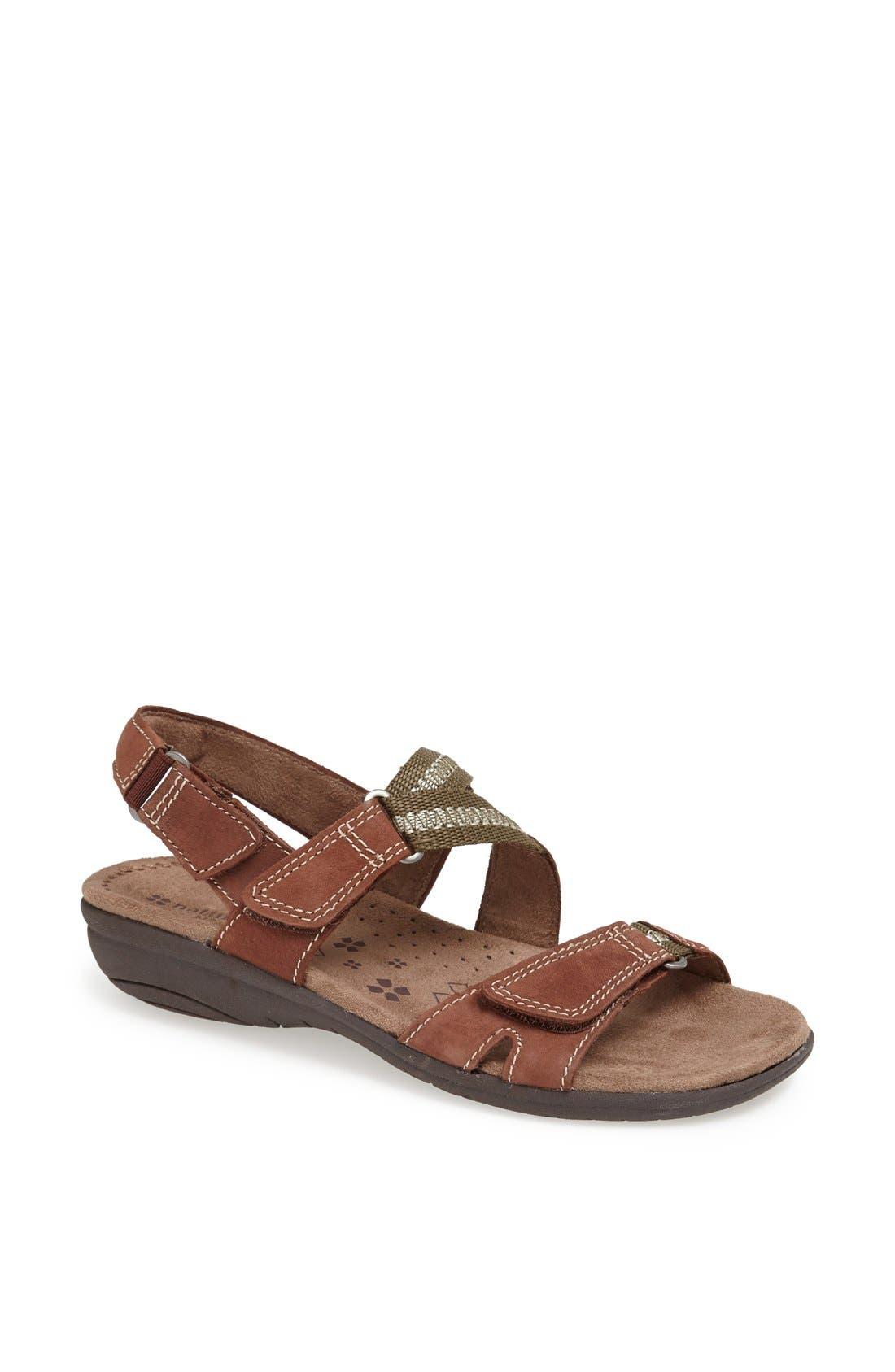 Alternate Image 1 Selected - Naturalizer 'Valero' Sandal