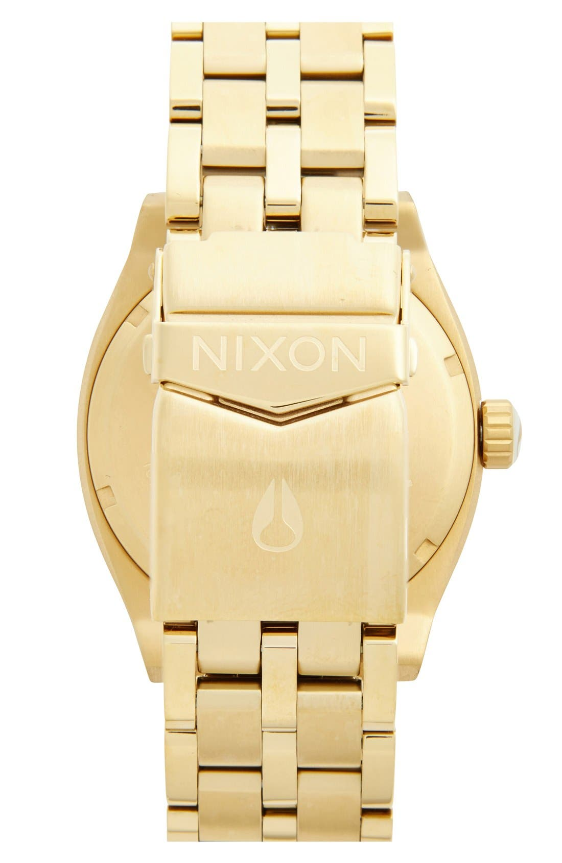 Alternate Image 2  - Nixon 'The Monopoly' Watch, 40mm