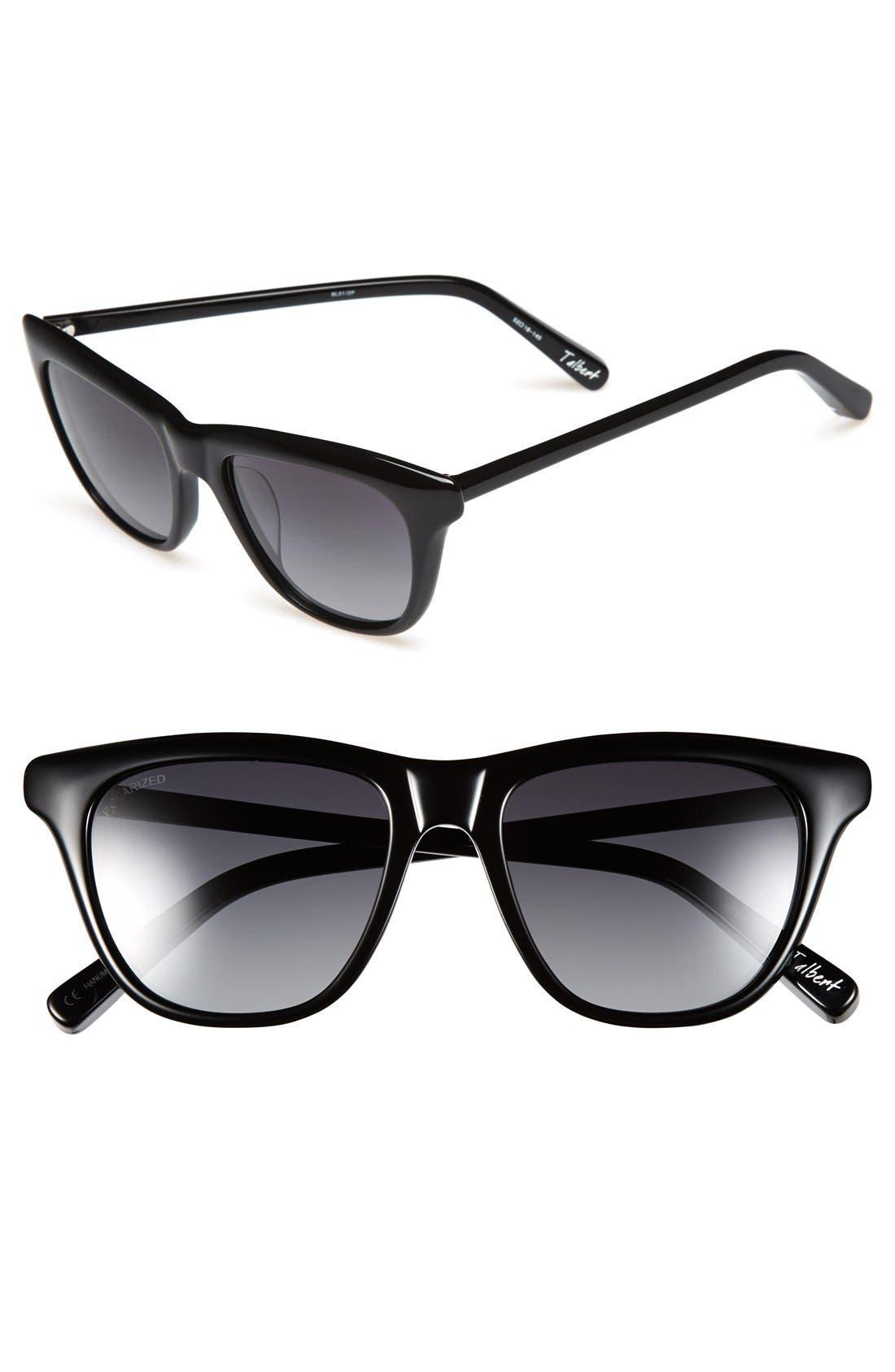 Main Image - Elizabeth and James 'Talbert' 52mm Polarized Sunglasses