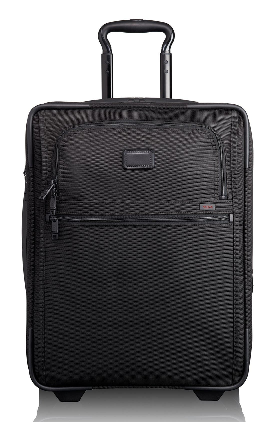 Alternate Image 1 Selected - Tumi 'Alpha 2' Continental Carry-On (22 Inch)