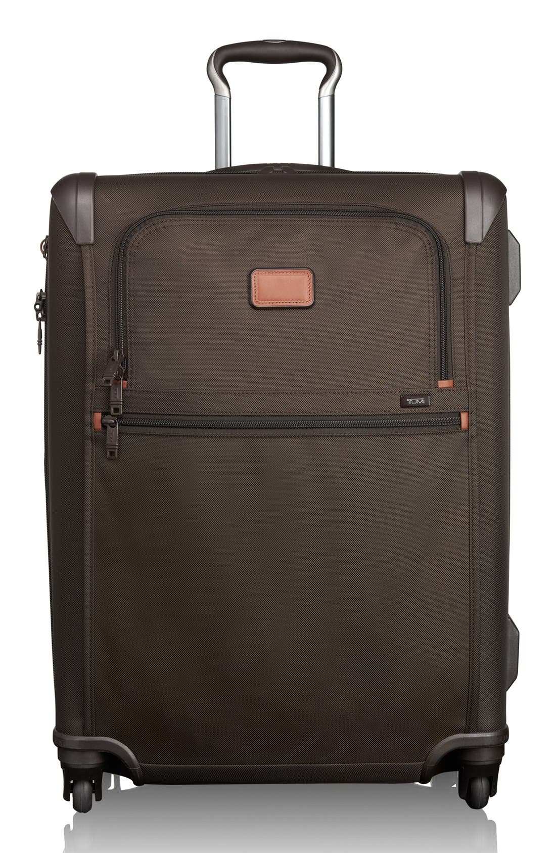 Alternate Image 1 Selected - Tumi 'Alpha 2' Short Trip Rolling Four Wheel Expandable Suitcase (26 Inch)