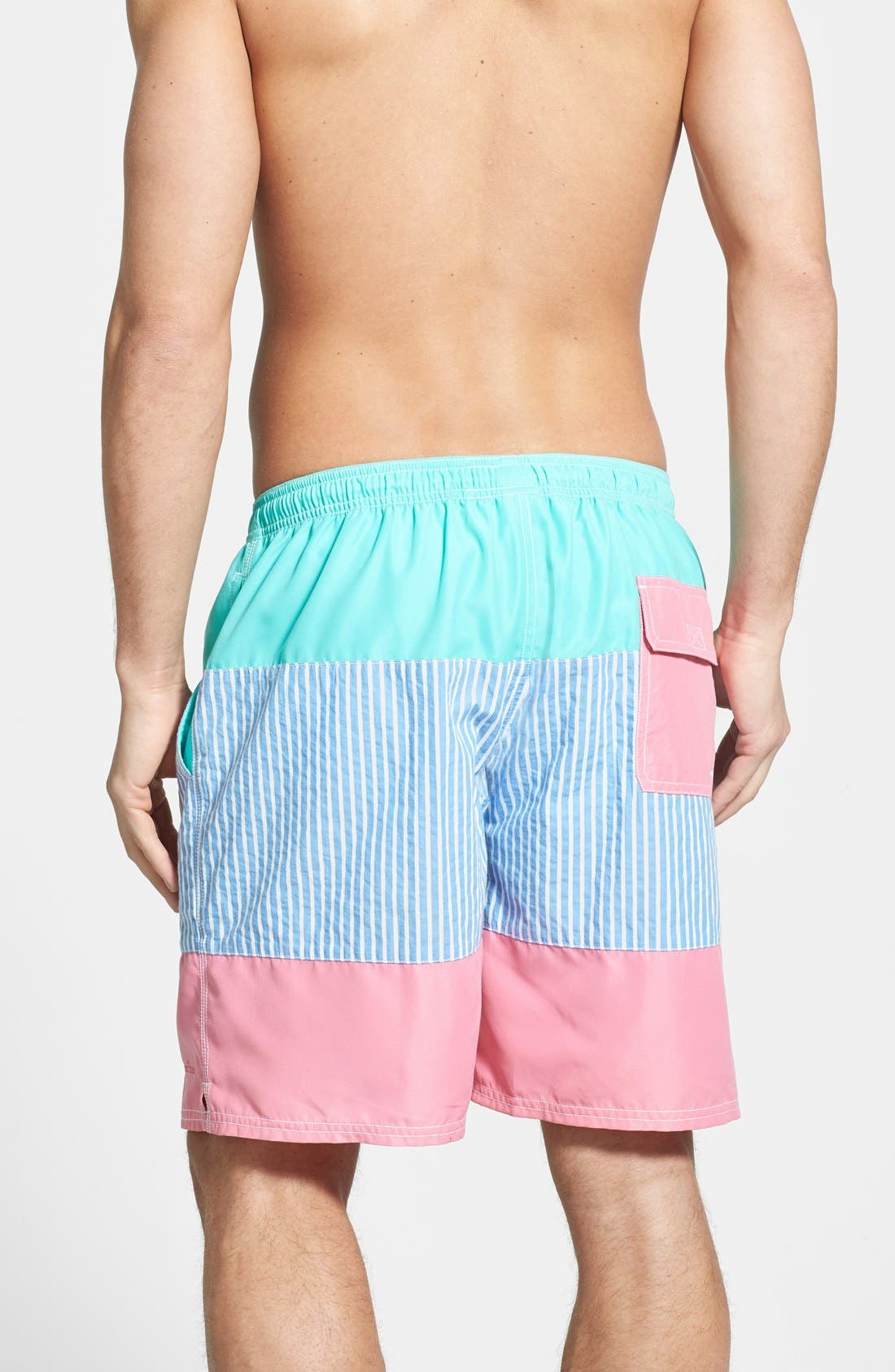 Alternate Image 2  - Vineyard Vines 'Bungalow' Swim Trunks