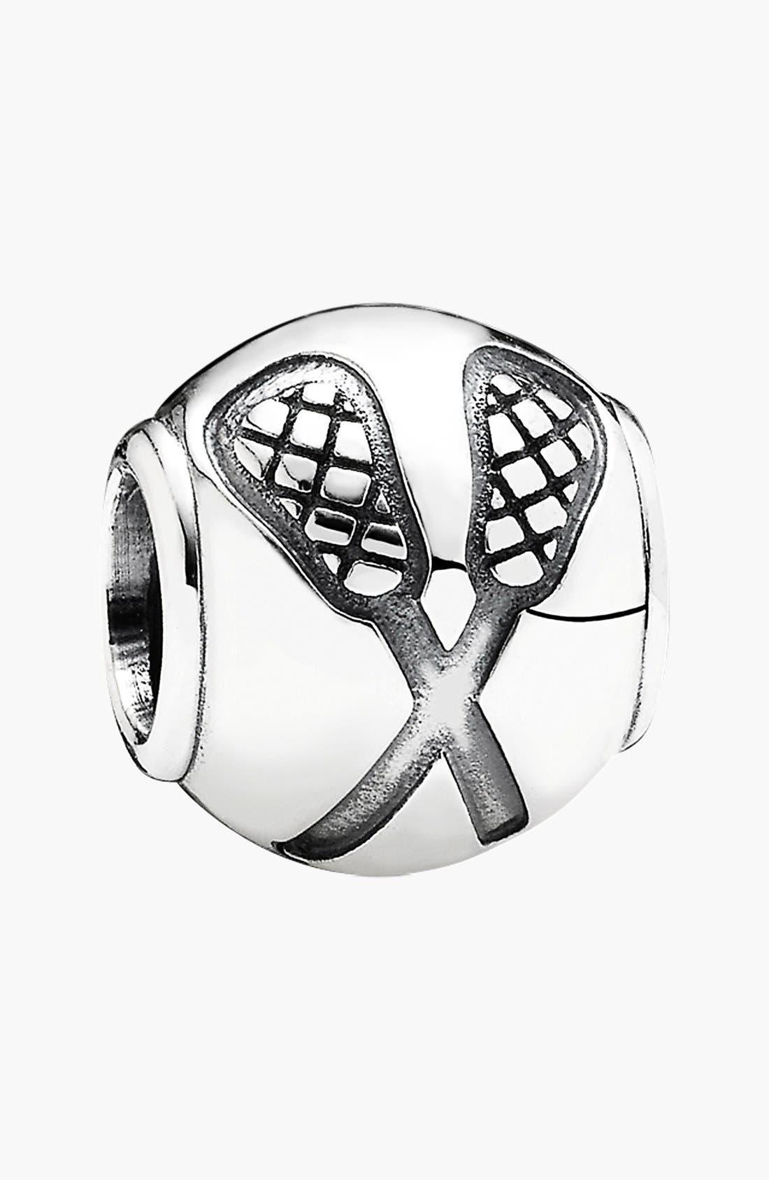 Alternate Image 1 Selected - PANDORA Lacrosse Stick Bead Charm