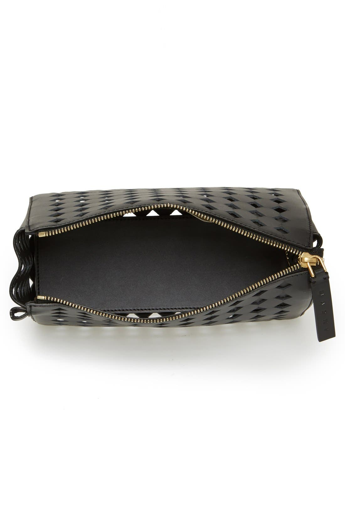 Alternate Image 3  - Marni Cutout Leather Clutch