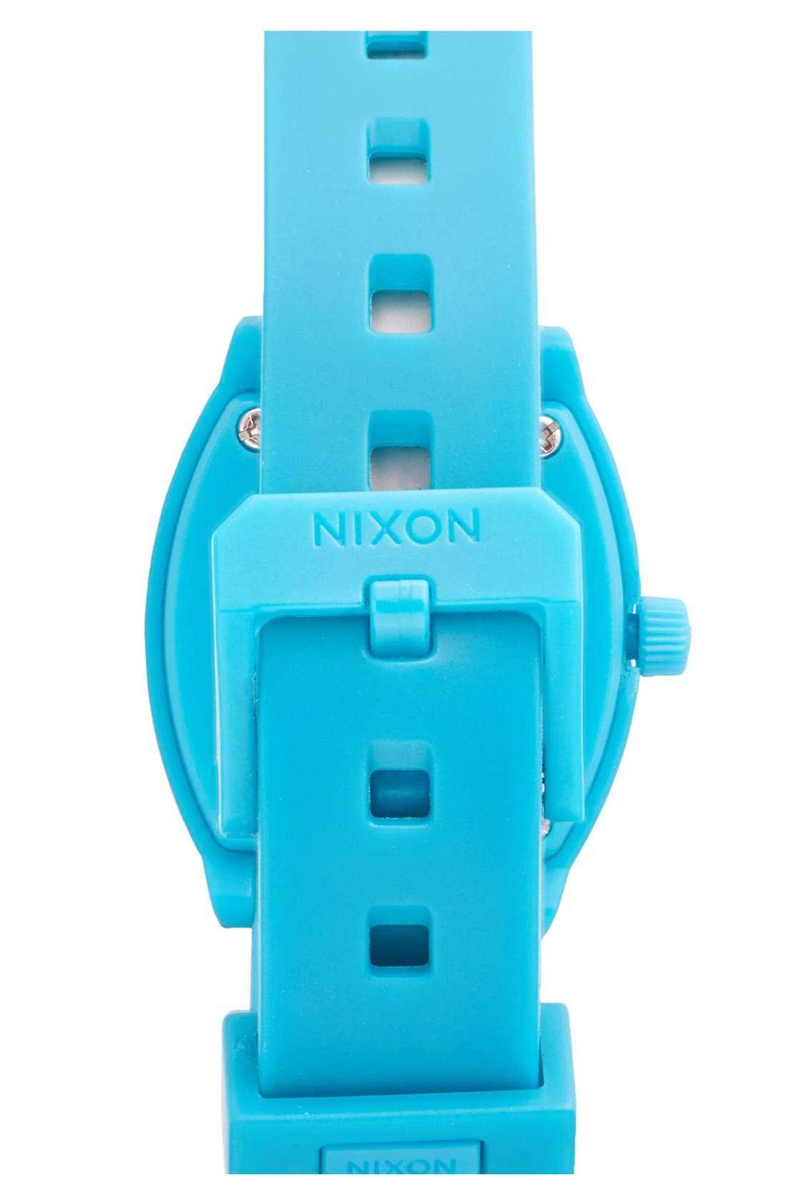 Alternate Image 2  - Nixon 'The Small Time Teller' Round Watch, 26mm