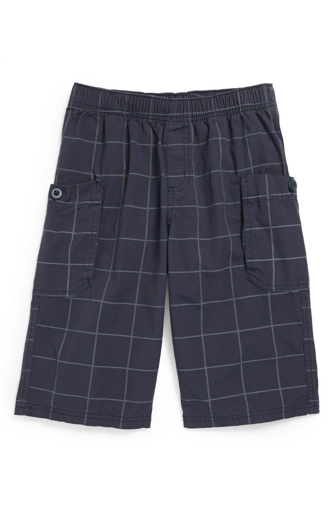 Alternate Image 1 Selected - Tea Collection 'Bafana' Plaid Shorts (Little Boys & Big Boys)