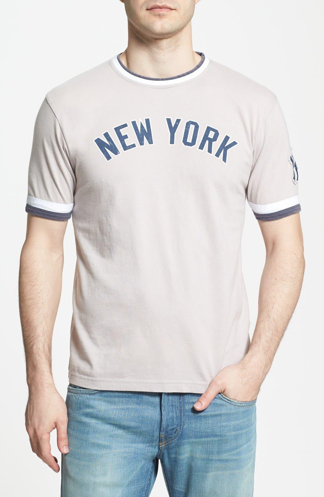 Main Image - Red Jacket 'Yankees - Remote Control' T-Shirt (Men)