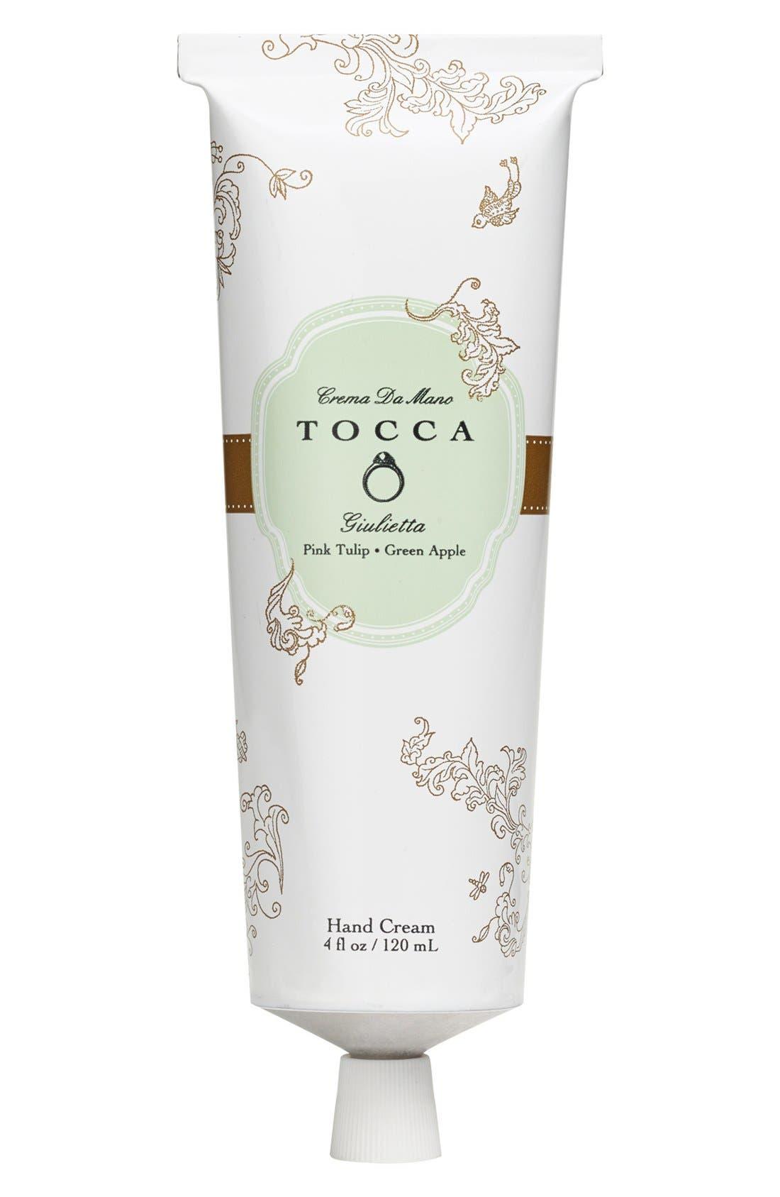 TOCCA 'Giulietta' Hand Cream
