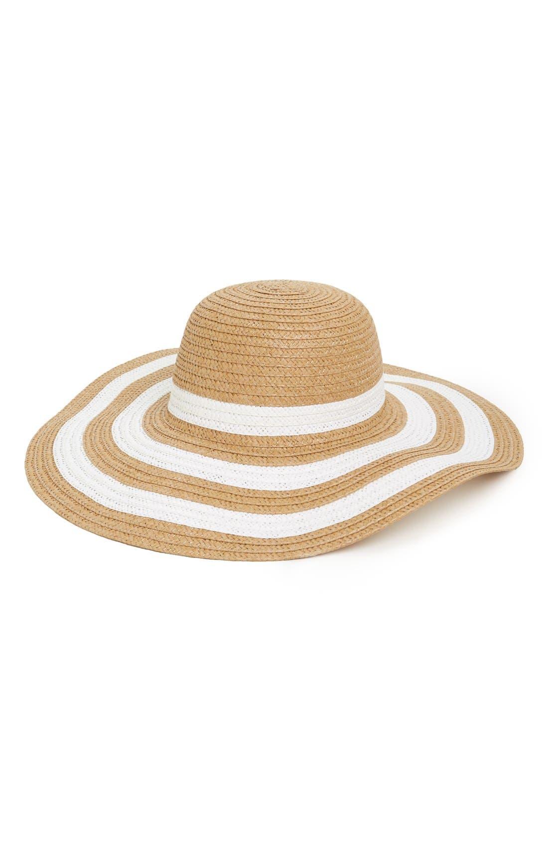 Main Image - Amici Accessories Floppy Hat (Juniors)