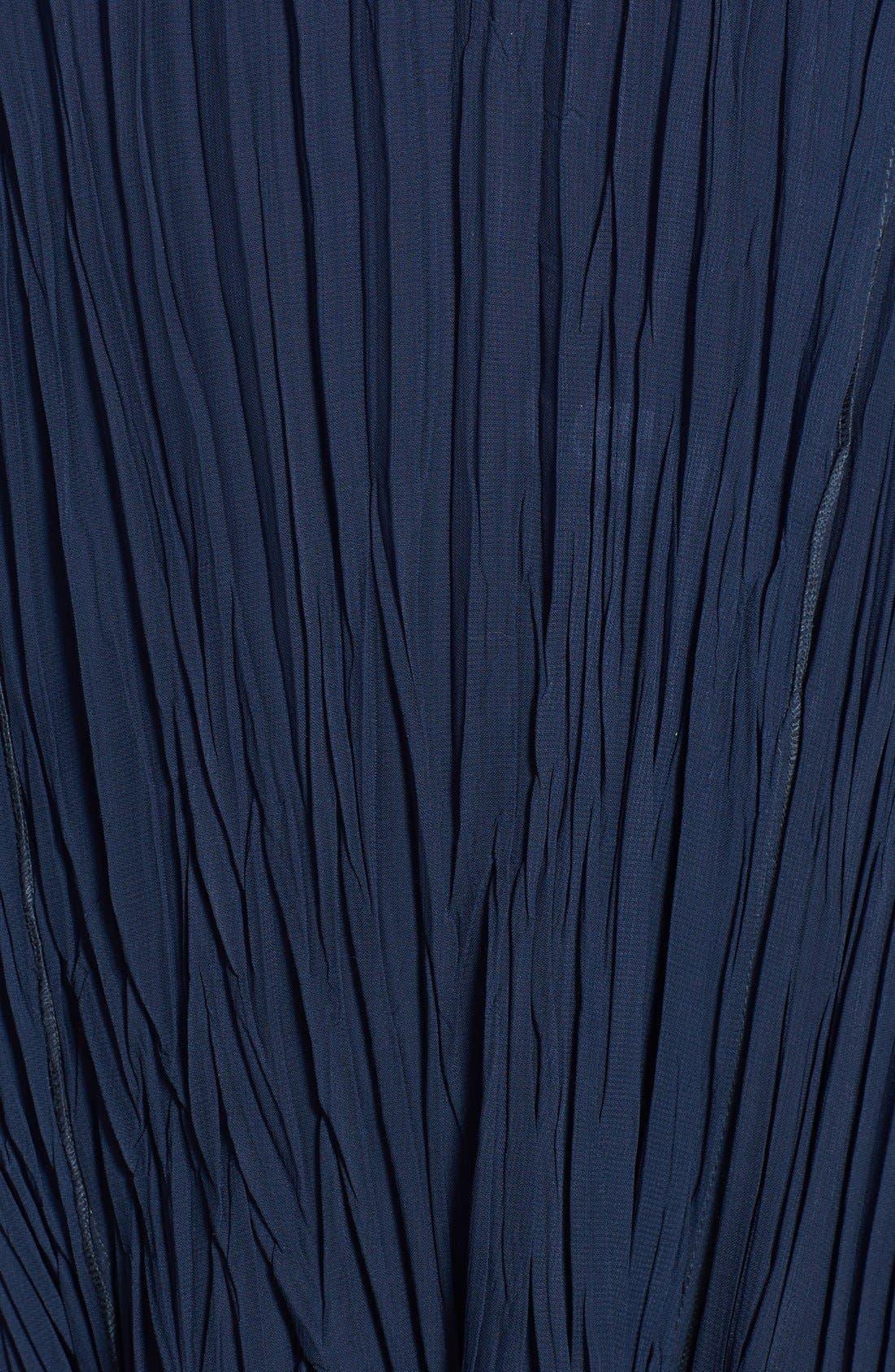 Alternate Image 3  - Komarov Long Sleeve V-Neck Tunic